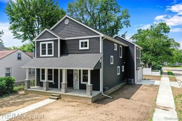 3991 Ellwood Ave, Berkley, MI 48072 (MLS #2210046453) :: Kelder Real Estate Group