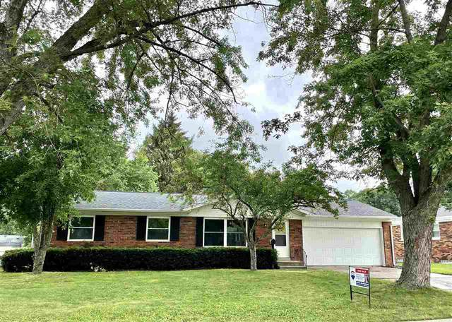 3876 Kirkwood St, Jackson, MI 49203 (MLS #21079014) :: Kelder Real Estate Group
