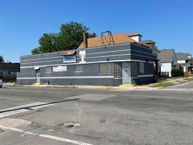 10200 Conant St, Hamtramck, MI 48212 (MLS #2210041927) :: The BRAND Real Estate