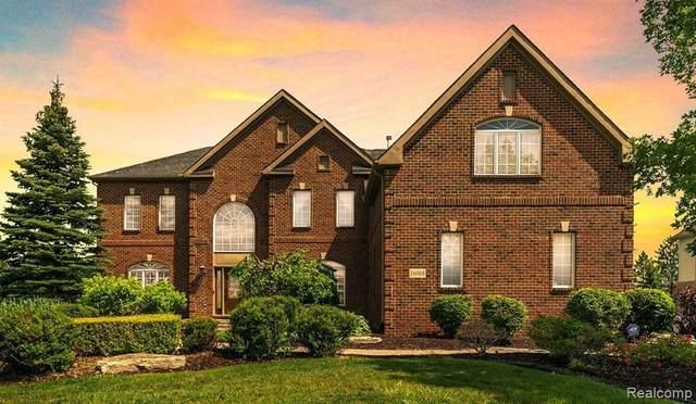 16068 Crystal Downs E, Northville, MI 48168 (MLS #2210046660) :: Kelder Real Estate Group