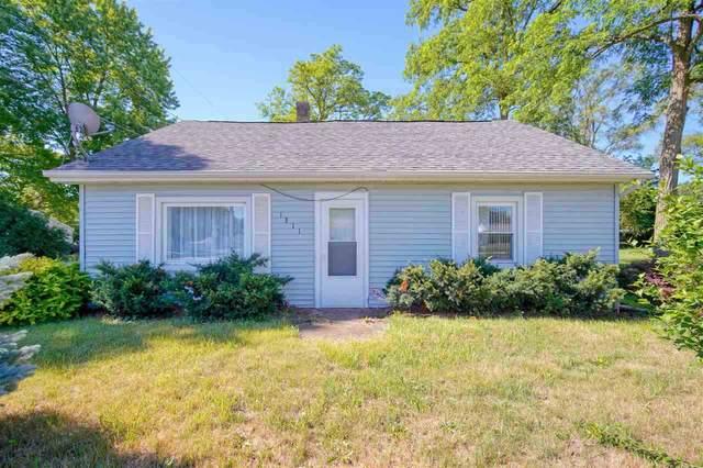 1011 E Mcdevitt, Jackson, MI 49203 (MLS #202101958) :: The BRAND Real Estate