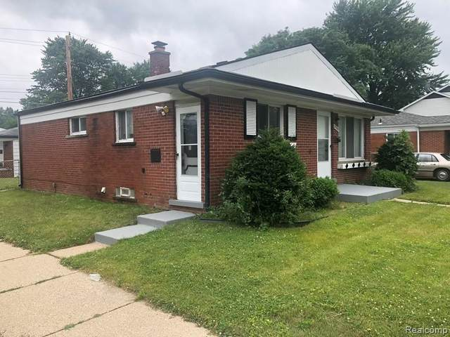 25303 Hass St, Dearborn Heights, MI 48127 (MLS #2210050089) :: Kelder Real Estate Group