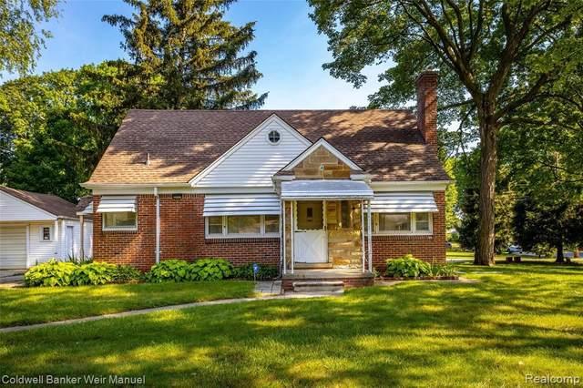 25316 Chicago, Redford, MI 48239 (MLS #2210051279) :: Kelder Real Estate Group