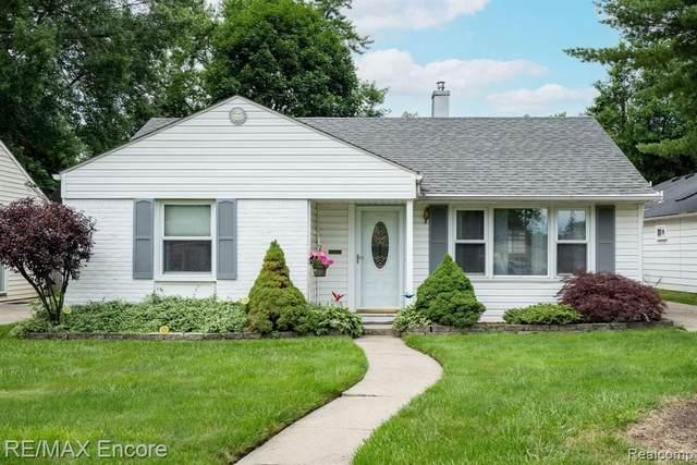 4255 Olivia Ave, Royal Oak, MI 48073 (MLS #2210047295) :: Kelder Real Estate Group