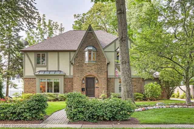 874 Mohegan St, Birmingham, MI 48009 (MLS #2210051746) :: Kelder Real Estate Group