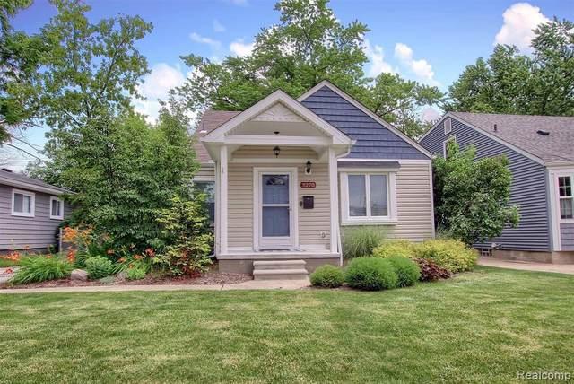 3270 Oakshire Ave, Berkley, MI 48072 (MLS #2210051908) :: Kelder Real Estate Group