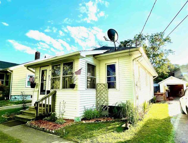 910 Seymour Ave, Jackson, MI 49202 (MLS #202102094) :: Kelder Real Estate Group