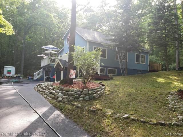 18750 Red Pine Dr, Hillman, MI 49746 (MLS #2210052128) :: Kelder Real Estate Group