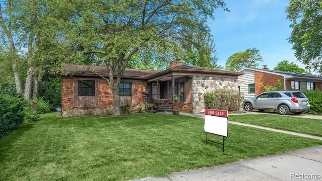 619 N Sheldon Rd, Plymouth, MI 48170 (MLS #2210052304) :: Kelder Real Estate Group