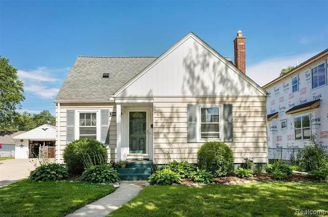 3494 Cummings Ave, Berkley, MI 48072 (MLS #2210046518) :: Kelder Real Estate Group
