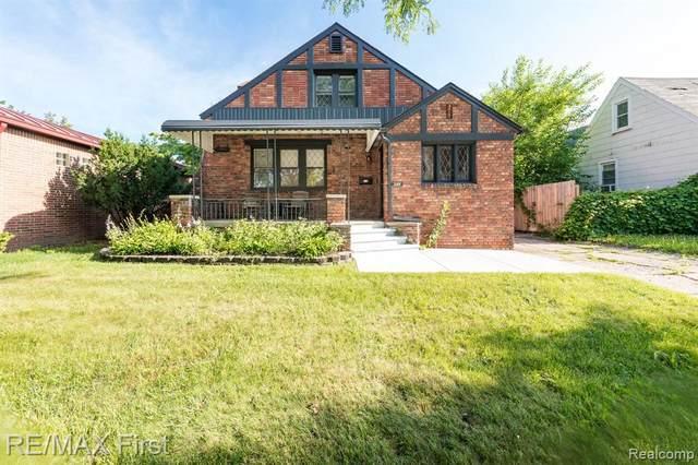 288 W 14 MILE RD, Clawson, MI 48017 (MLS #2210051734) :: Kelder Real Estate Group