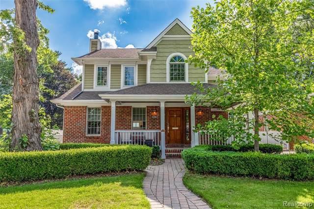 1776 Maryland Blvd, Birmingham, MI 48009 (MLS #2210052563) :: Kelder Real Estate Group
