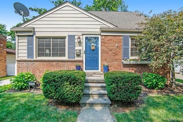 3503 Linwood Ave, Royal Oak, MI 48073 (MLS #2210052778) :: Kelder Real Estate Group