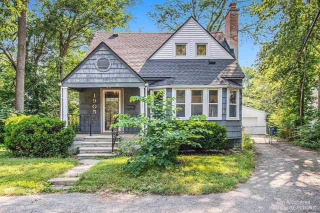 1905 Packard St, Ann Arbor, MI 48104 (MLS #3282314) :: Kelder Real Estate Group