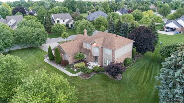 47057 Ashley Crt, Canton, MI 48187 (MLS #2210052382) :: Kelder Real Estate Group