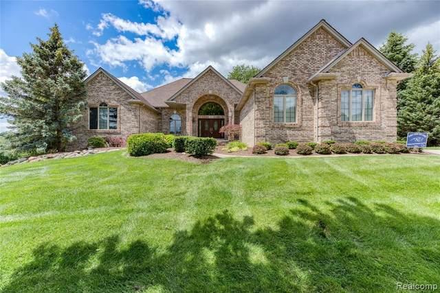 1064 Autumnview Crt, Rochester, MI 48307 (MLS #2210053242) :: Kelder Real Estate Group