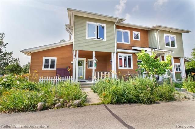 500 Little Lake Dr # 1, Ann Arbor, MI 48103 (MLS #2210051299) :: The BRAND Real Estate