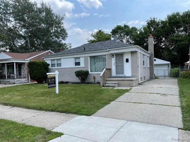 28961 Beechnut Ave, Inkster, MI 48141 (MLS #2210053834) :: Kelder Real Estate Group