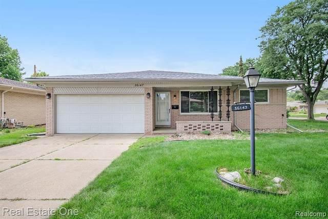 36147 Weber Dr, Sterling Heights, MI 48310 (MLS #2210054135) :: Kelder Real Estate Group
