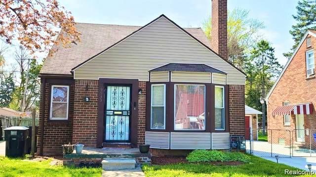 9933 Braile St, Detroit, MI 48228 (MLS #2210054333) :: Kelder Real Estate Group
