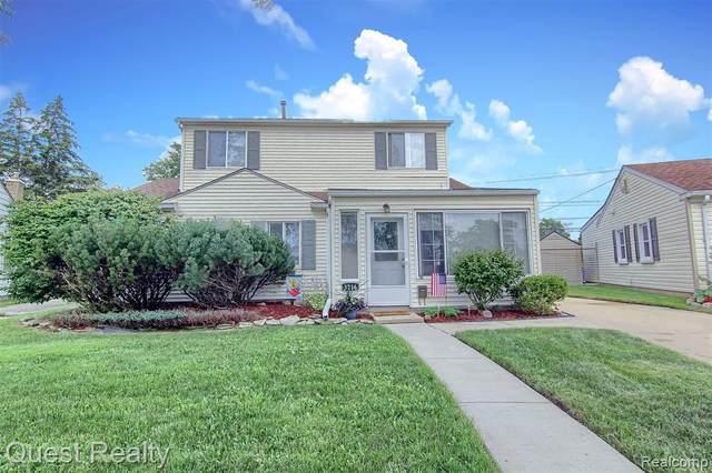 3216 N Stella Crt, Trenton, MI 48183 (MLS #2210052262) :: Kelder Real Estate Group