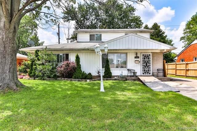 29249 Everett St, Southfield, MI 48076 (MLS #2210052981) :: Kelder Real Estate Group