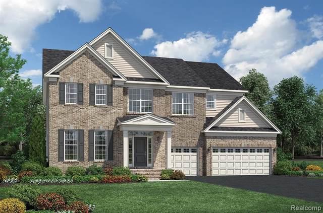 50720 Woodford Dr, Canton, MI 48188 (MLS #2210054382) :: Kelder Real Estate Group