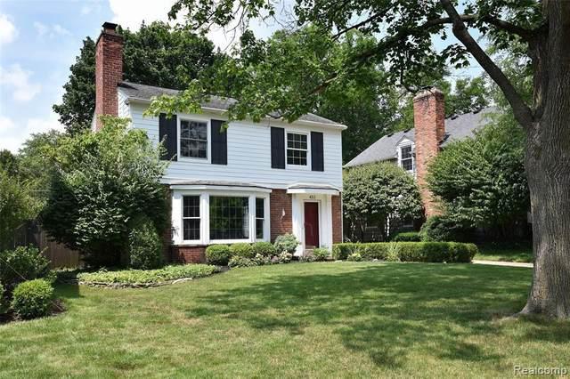453 Kimberley Rd Rd, Birmingham, MI 48009 (MLS #2210054305) :: Kelder Real Estate Group