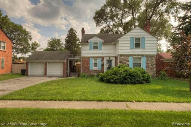 17329 Melrose St, Southfield, MI 48075 (MLS #2210046203) :: Kelder Real Estate Group