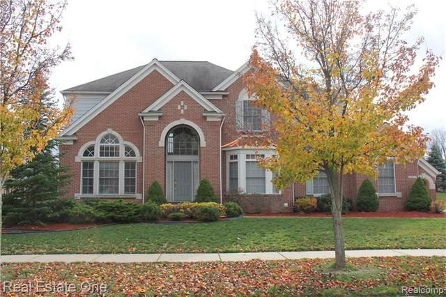 48213 Glenmount Rd, Canton, MI 48187 (MLS #2210054789) :: Kelder Real Estate Group
