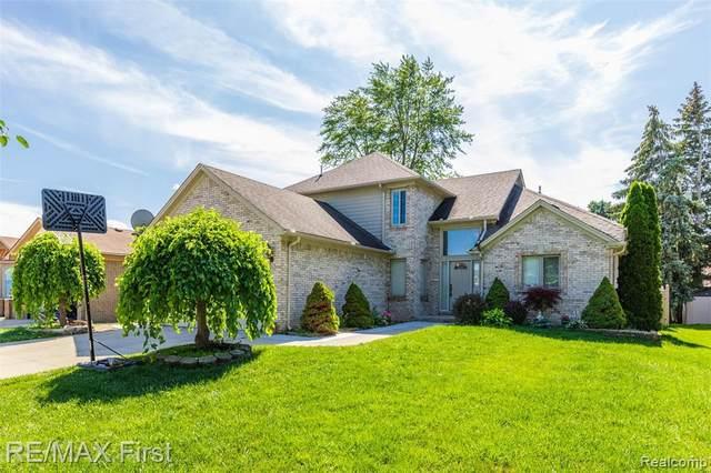 35675 Kensington Ave, Sterling Heights, MI 48312 (MLS #2210054857) :: Kelder Real Estate Group
