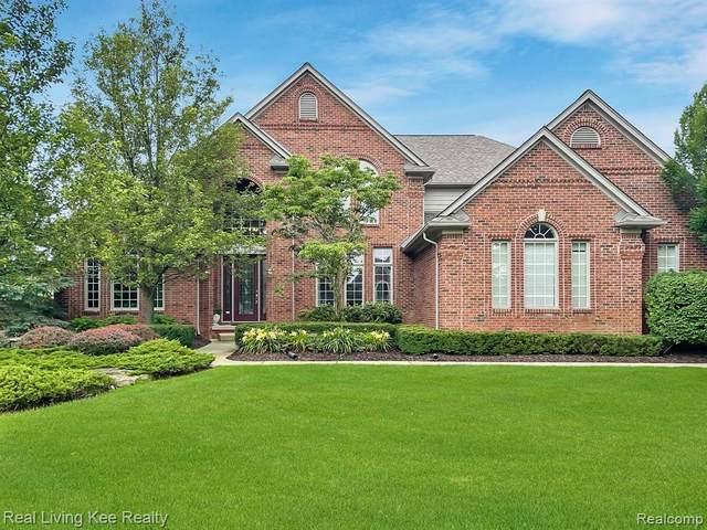 2616 Invitational Dr, Oakland, MI 48363 (MLS #2210046405) :: Kelder Real Estate Group