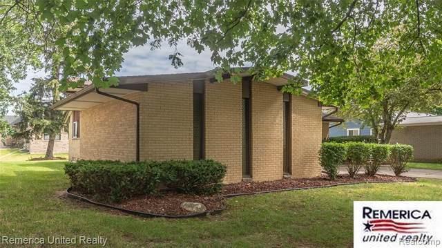 37176 Munger Dr, Livonia, MI 48154 (MLS #2210054112) :: Kelder Real Estate Group