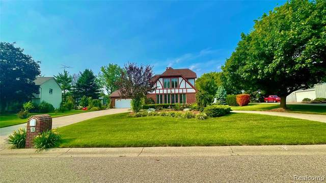 6467 W Cimarron Trl, Flint, MI 48532 (MLS #2210055481) :: Kelder Real Estate Group