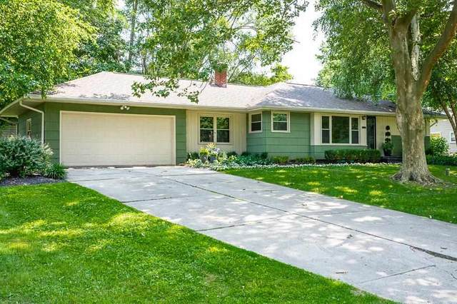 4245 Huntington Dr, Jackson, MI 49203 (MLS #202102215) :: Kelder Real Estate Group