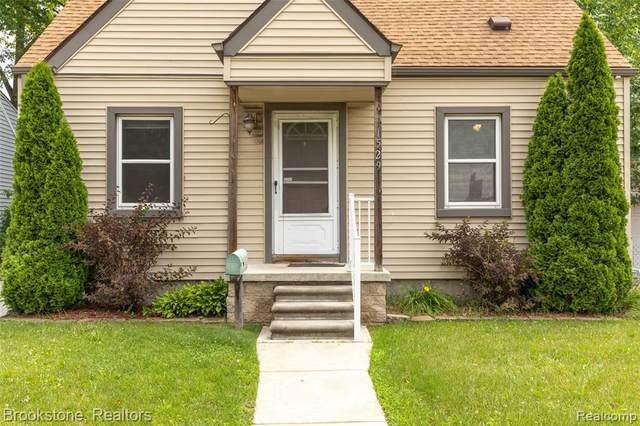 1529 Mohawk Ave, Royal Oak, MI 48067 (MLS #2210055484) :: Kelder Real Estate Group
