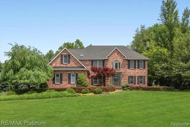7340 Brass Creek Dr, Dexter, MI 48130 (MLS #2210053161) :: Kelder Real Estate Group