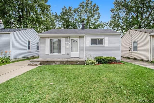 528 E Brockton Ave, Madison Heights, MI 48071 (MLS #2210051783) :: Kelder Real Estate Group