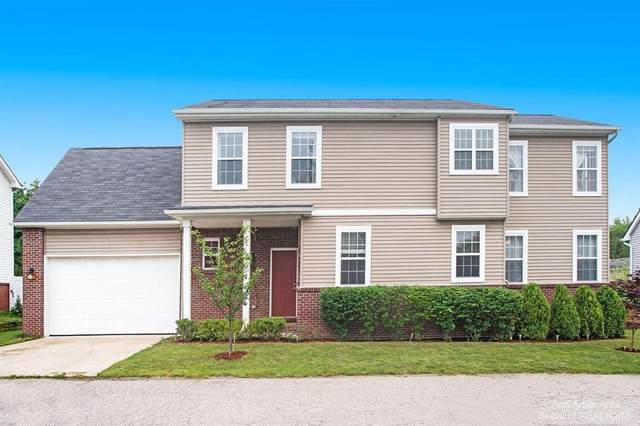 1718 Enclave Ln, Ann Arbor, MI 48103 (MLS #3282339) :: Kelder Real Estate Group