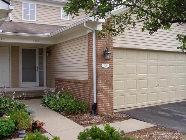 400 Benjamin Dr, Ypsilanti, MI 48198 (MLS #3282574) :: Kelder Real Estate Group