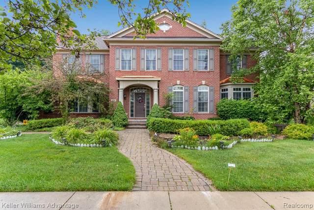 49532 Great Falls Road, Canton, MI 48188 (MLS #2210054481) :: Kelder Real Estate Group
