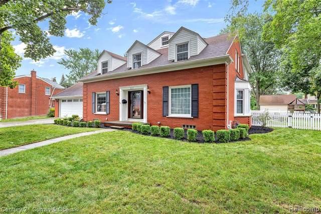 2251 Glenwood St, Trenton, MI 48183 (MLS #2210054883) :: Kelder Real Estate Group