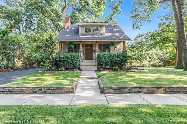 1006 Lawndale Dr, Royal Oak, MI 48067 (MLS #2210057233) :: Kelder Real Estate Group