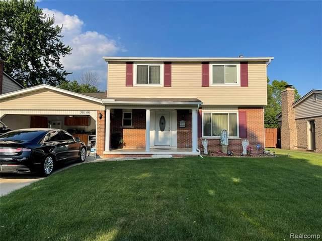 36146 Almont Dr, Sterling Heights, MI 48310 (MLS #2210056881) :: Kelder Real Estate Group