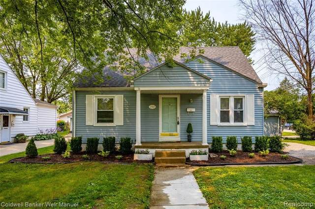 799 Sunset St, Plymouth, MI 48170 (MLS #2210055473) :: Kelder Real Estate Group
