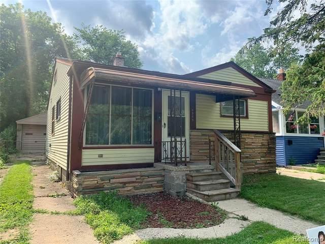15385 Pomona Dr, Redford, MI 48239 (MLS #2210058473) :: Kelder Real Estate Group