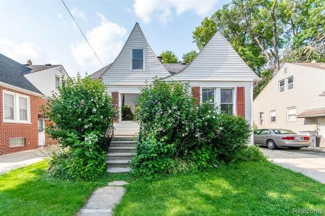 603 E Granet Ave, Hazel Park, MI 48030 (MLS #2210057429) :: Kelder Real Estate Group