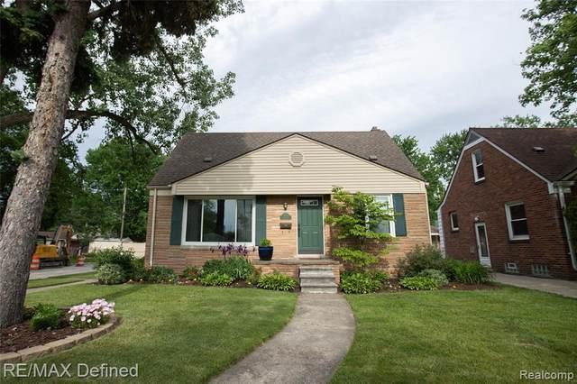 2812 N Vermont Ave, Royal Oak, MI 48073 (MLS #2210058651) :: Kelder Real Estate Group