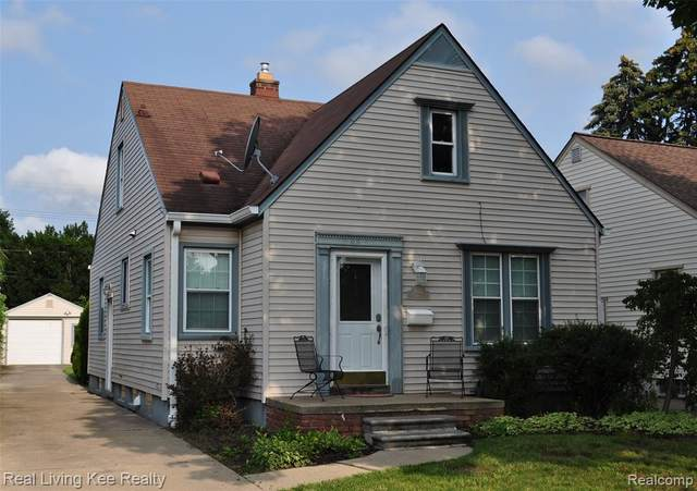 3022 Alice St, Dearborn, MI 48124 (MLS #2210058416) :: Kelder Real Estate Group