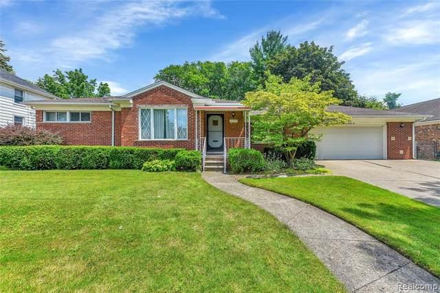 11336 Centralia, Redford, MI 48239 (MLS #2210059082) :: Kelder Real Estate Group